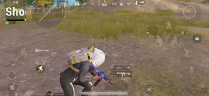 Use crouch and shoot to adjust recoil