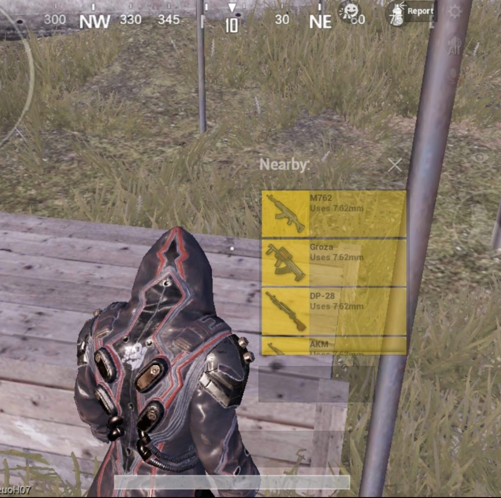 Weapons To Use In Close Range In PUBG Mobile