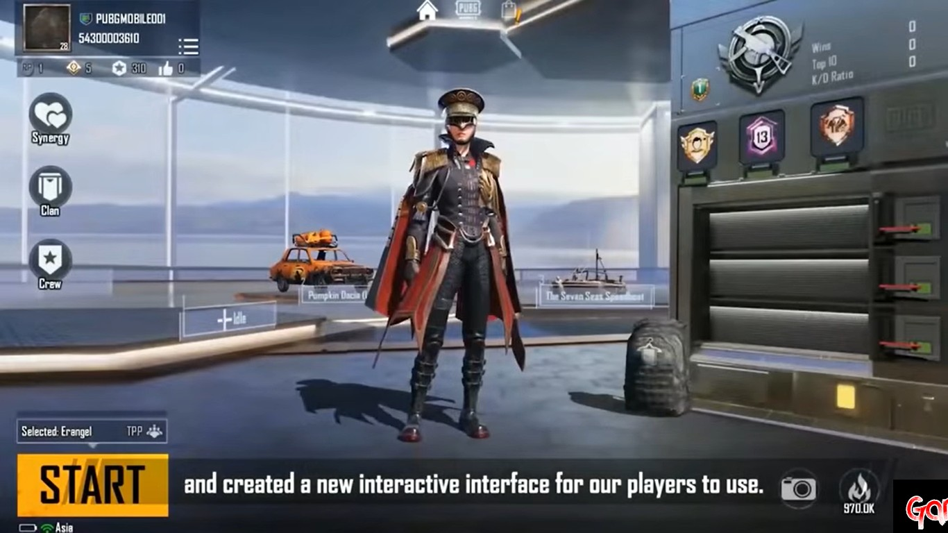 Interactive Interface